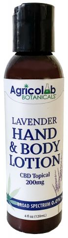 Hand & Body Lotion (Lavender)