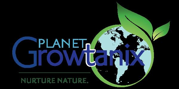 PlanetGrowtanix Logo
